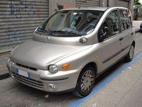 Foto Fiat Multipla